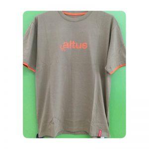 Camiseta ALTUS Climbing Verde