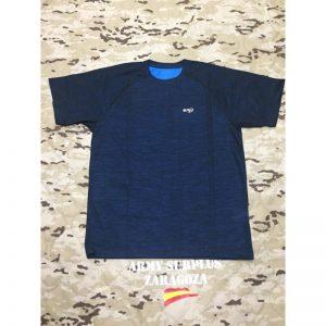 Camiseta Tecnica ALTUS BDM Azul