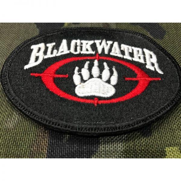 Emblema Bordado Balckwater