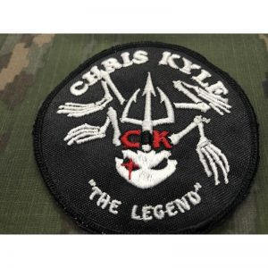 "Emblema Chris Kyle ""The Legend"""