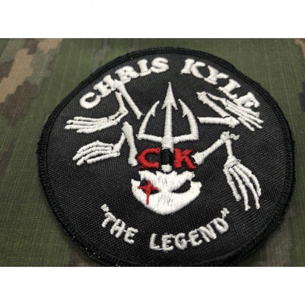 """Emblema Chris Kyle """"The Legend"""""""