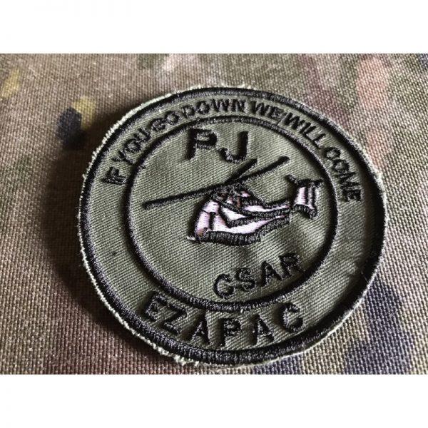 Emblema Bordado EZAPAC-PJ