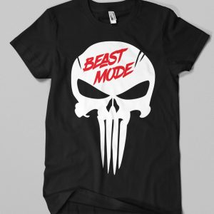 "Camiseta The Punisher ""BEAST MODE"""