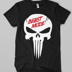 """Camiseta The Punisher """"BEAST MODE"""""""