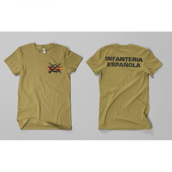 Camiseta tecnica INFANTERIA ESPAÑOLA