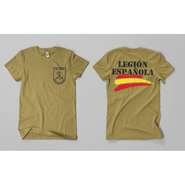 "Camiseta Legion "" Me Teneis hasta los Huevos """