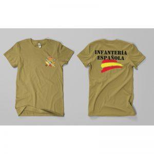 Camiseta de Infanteria