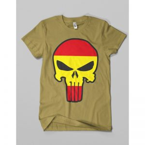 Camiseta Punisher España