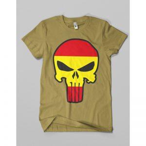 Camiseta Punisher España