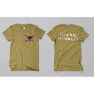 Camiseta TERCIOS ESPAÑOLES