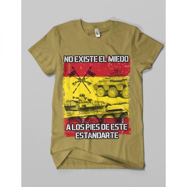 Camiseta Caballeria Española