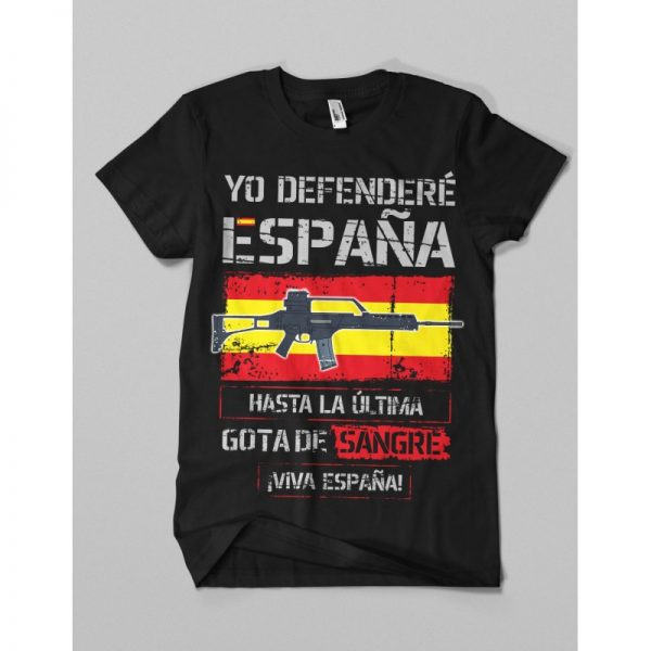 Camiseta Defensa