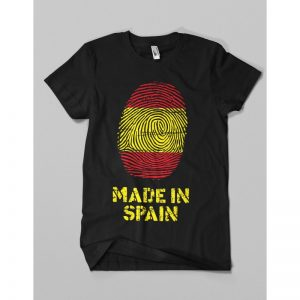 Camiseta MADE IN SPAIN