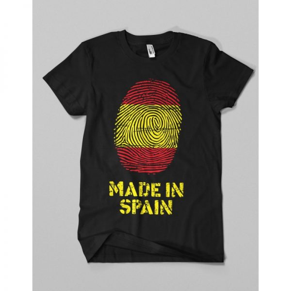 Camiseta MADE IN SPAIN