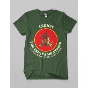 Camiseta Legion Por España..