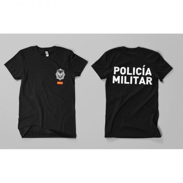 Camiseta POLICIA MILITAR