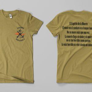 Camiseta Espiritu de la Muerte