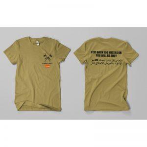 Camiseta Caballeria