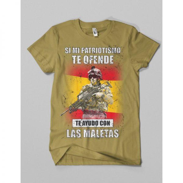 Camiseta PATRIOTA