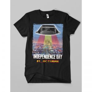 Camiseta INDEPENDENCE DAY