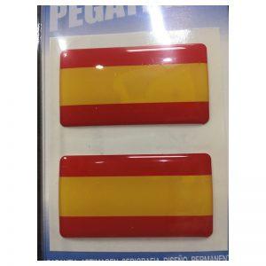 Pegatina Exterior Bandera España