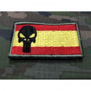 Bandera de España Punisher