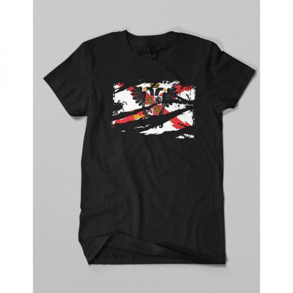 Camiseta Bicefala
