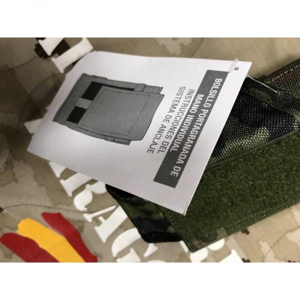 Porta-Cargador Altus HK G36 Doble