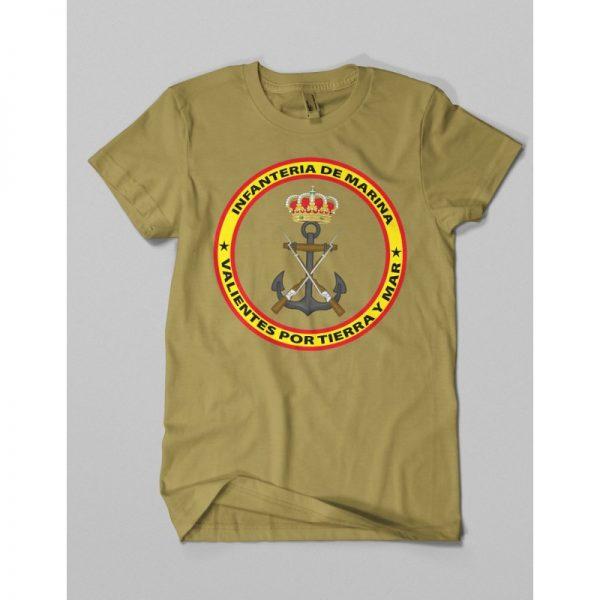 Camiseta Infanteria de Marina