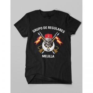 Camiseta REGULARES 52