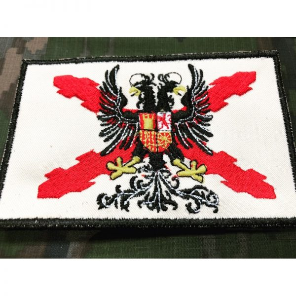 Bandera Aguila Bicefala Grande