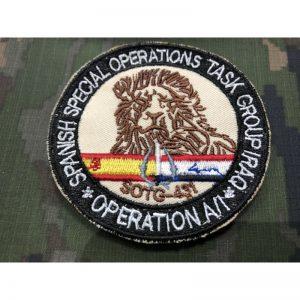 Emblema COE Operaciones Iraq