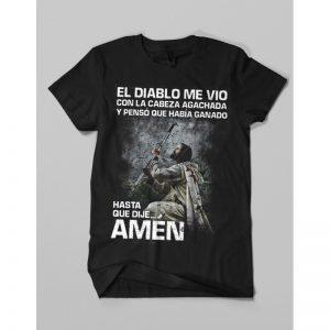 Camiseta AMEN