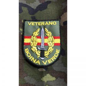 Emblema VETERANO BOINA VERDE