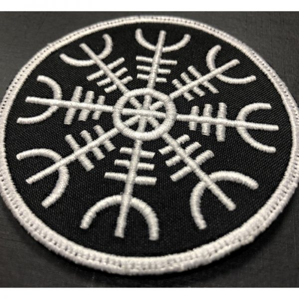 Emblema Aegishjalmur Vikingo
