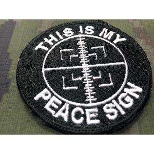 Emblema Señal de Paz