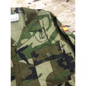 Uniforme Boscoso Infanteria de Marina