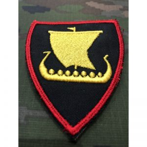 Emblema Barco Vikingo