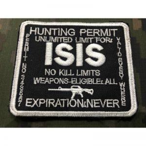 Emblema Autorizacion Hunting
