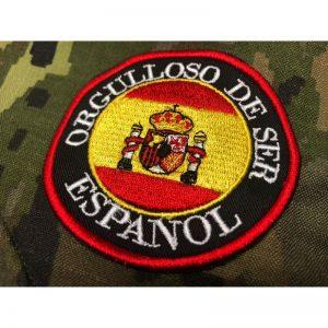 Emblema Orgulloso de Ser Español