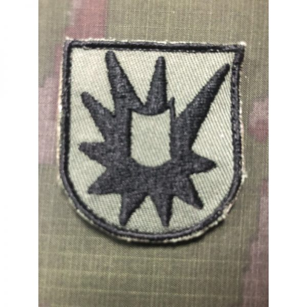 Emblema pecho TEDAX