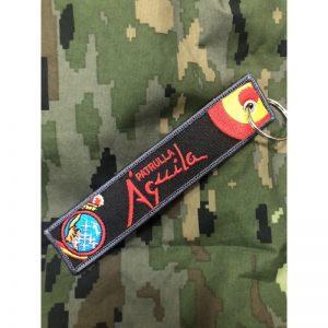 Llavero Patrulla Aguila Azul