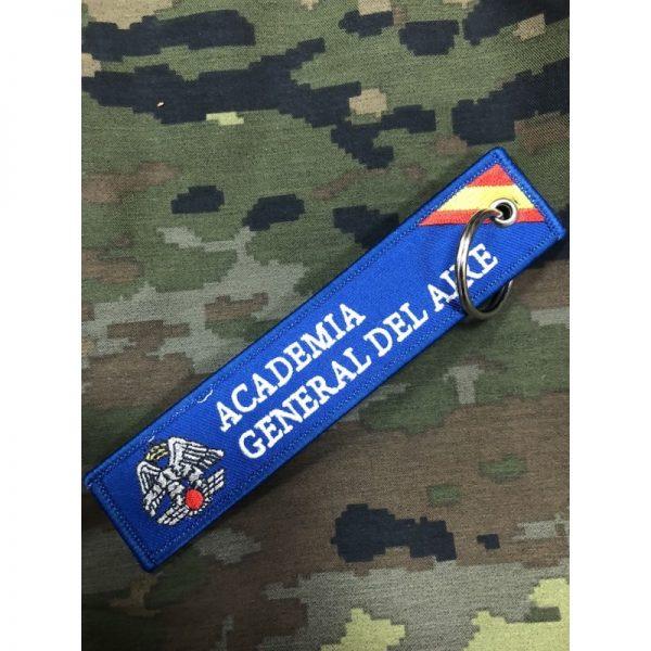 Llavero Teniente Academia General del Aire