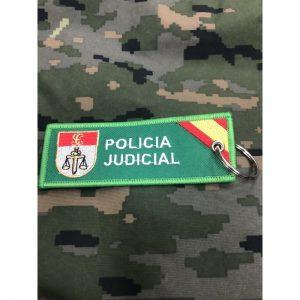 Llavero GC Policia Judicial