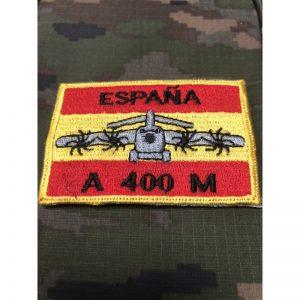 Bandera España A400M