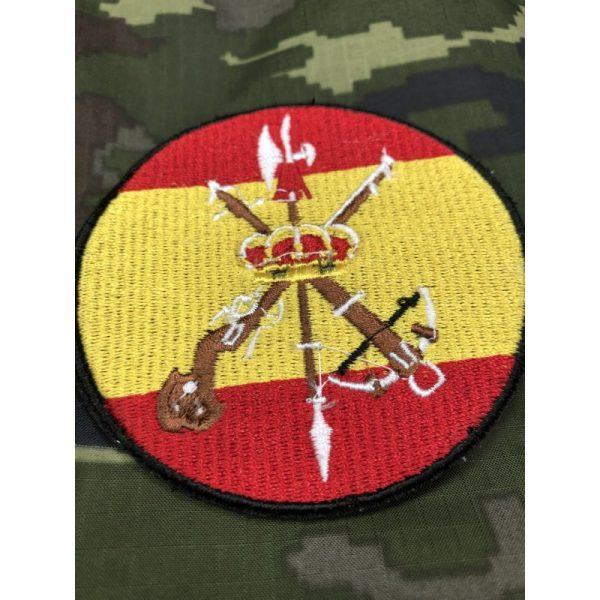 Emblema Redondo Legión Española