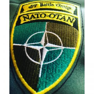 Emblema NATO Battle Group