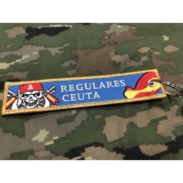 Llavero Regulares 54