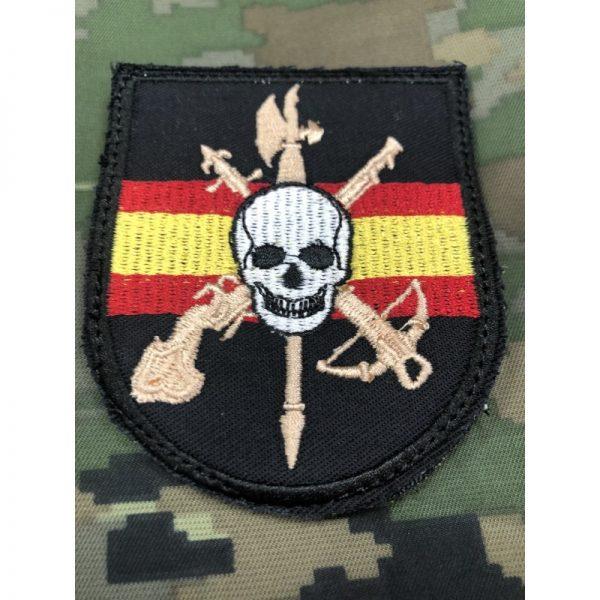 Emblema CIA DCC Legión