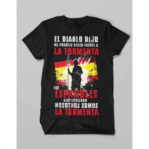 Camiseta Diablos